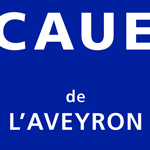 logo du caue de l'aveyron