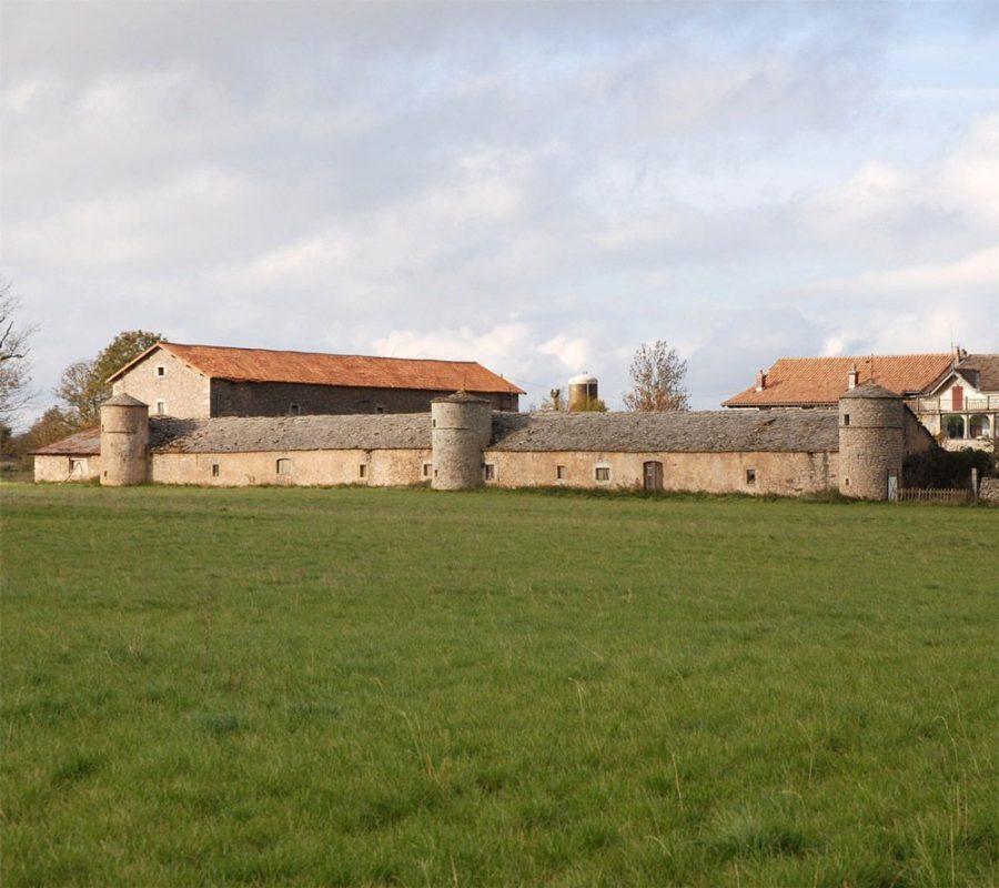 Bergerie fortifiée de La Baume