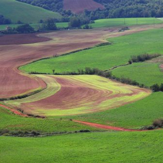 Canaux et irrigation