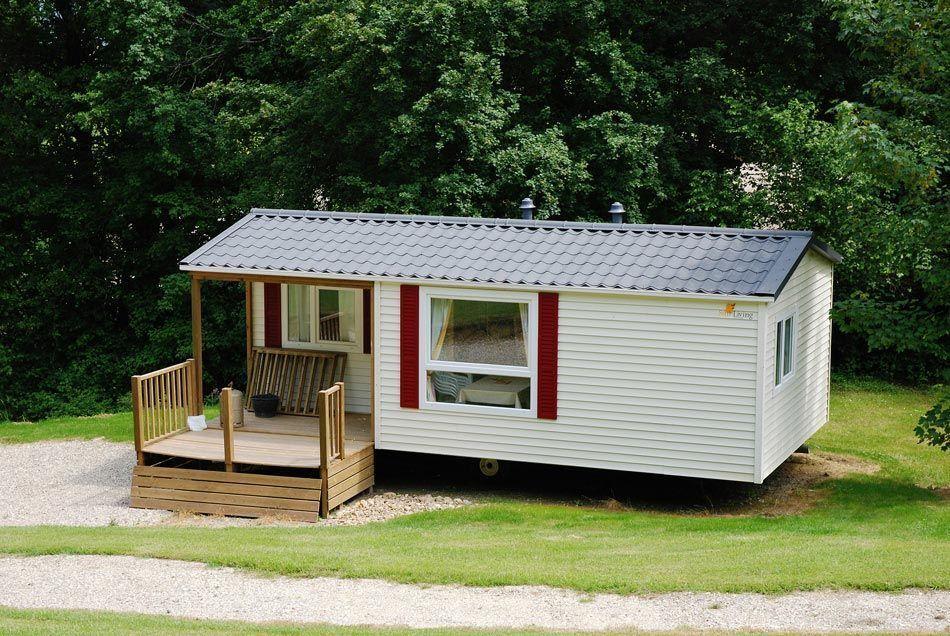Architecture hll mobil home maison paysages de l 39 aveyron - Maison legere d habitation ...